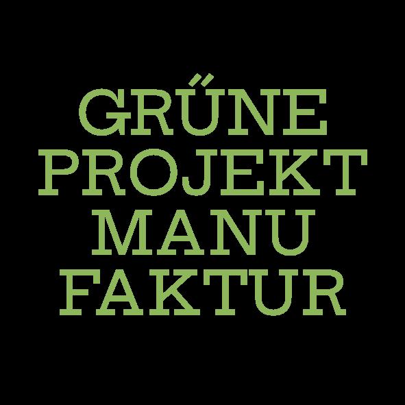grüneprojektmanufaktur
